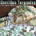 Cerrillos turquoise mines are near Makarios Ranch in the Cerrillos Hills Historic Park.  Experienced horseback rides last 4-5 hours on this lovely ride.