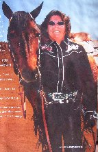 Luanne, reining horse, reining with rhett, NRHA futurity