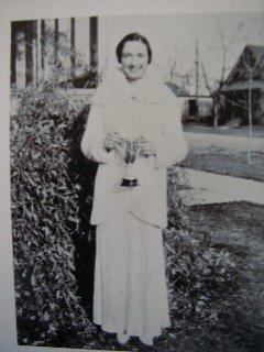 Olive Whitney Colorado College Homecoming Queen 1933.  Even in her 70s 80s and 90s, the 10 minute face lift did it'smagic!