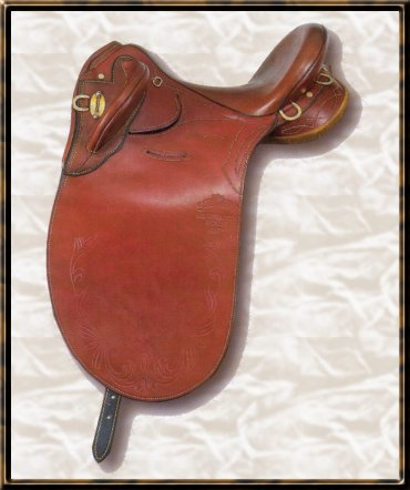 riding in a narrow saddle can ease the bursitis,  the hip pain, and the knee pain