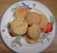 Simple Sesame Cookies