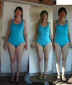Annie Before After - 25 lbs, 14 inches